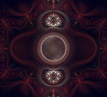 Nemesis Grand Julian Fractal by James Headrick