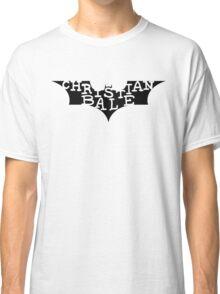Bale is best? Classic T-Shirt