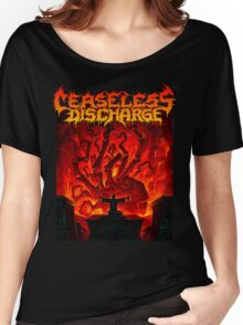 Ceaseless Discharge Women's Relaxed Fit T-Shirt