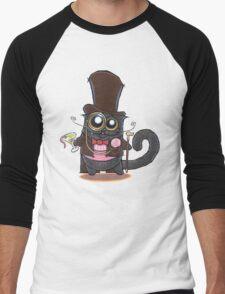 SophistiCat Men's Baseball ¾ T-Shirt