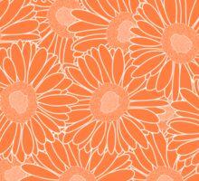 Floral Sticker