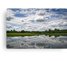 Sky Reflection Canvas Print