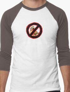 Pokemon GO: Pidgey Extermination Force T-Shirt (Tasteless) Men's Baseball ¾ T-Shirt