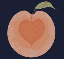 Peachy Kids Tee