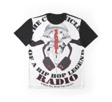The Chronicles of a Hip Hop Legend (TCOHHL) Radio - Flagship Graphic T-Shirt