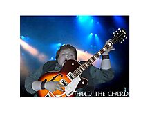 GOT -Game of Thrones - Hodor: Hold the door, Hold the chord Photographic Print