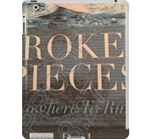 Book cover iPad Case/Skin
