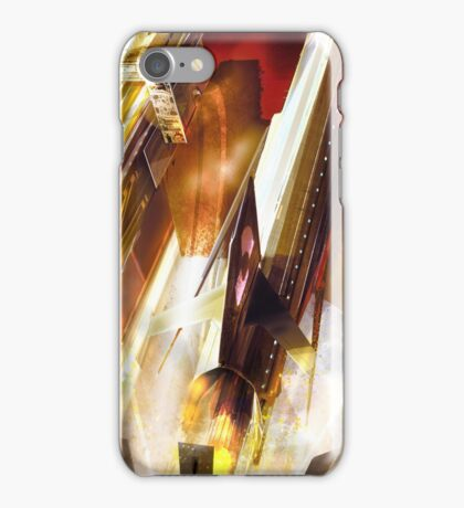 Launch iPhone Case/Skin