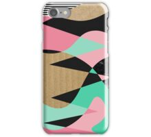 Shapes_Textures_Stripes iPhone Case/Skin