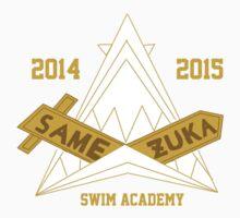 Samezuka Academy Blank by stripedtabby