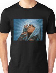 Lady Gaga Painting Unisex T-Shirt