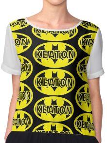 Keaton has my vote! Chiffon Top