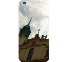 Holy Cross church, Warsaw, Poland iPhone Case/Skin