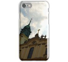 Holy Cross church, Warsaw, Poland iPhone Case/Skin