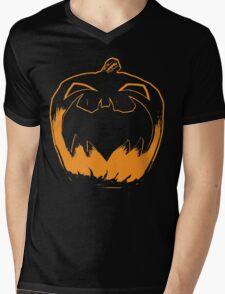 Lonnng Halloween Mens V-Neck T-Shirt