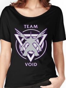 Team Void Women's Relaxed Fit T-Shirt