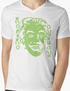 Cesar Romero - Mr J Mens V-Neck T-Shirt