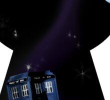 Who Universe  Sticker