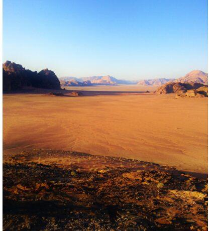 Wadi Rum Desert Sticker
