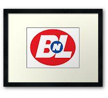 Buy N Large Framed Print