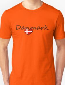 Beloved Denmark Unisex T-Shirt