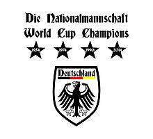 Die Nationalmannschaft by refreshdesign