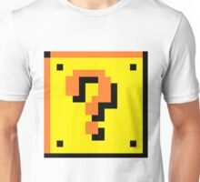 Mario Brothers Mystery Box Unisex T-Shirt