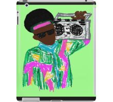 Take it back to the 90s iPad Case/Skin
