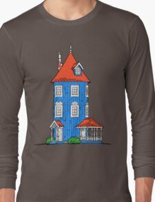 Moomin House Long Sleeve T-Shirt