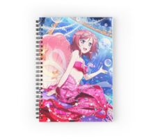 Mermaid Maki Nishikino LLSIF Spiral Notebook