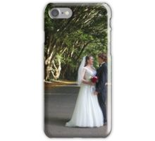 Forest Wedding Photography  iPhone Case/Skin