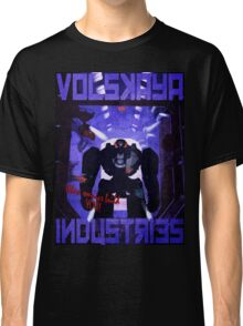 Volskaya Indsustries Vinage Travel Poster Classic T-Shirt