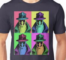 Rorschach Pop Art Unisex T-Shirt