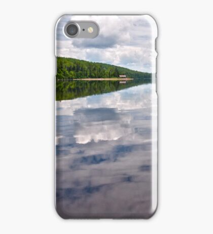 Eagle Lake Reflection iPhone Case/Skin
