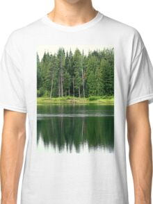 Reflections in the Bull River Classic T-Shirt