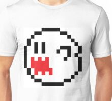 Mario Brothers Boo Ghost Unisex T-Shirt