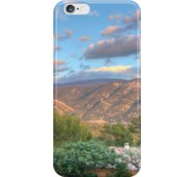 France HDR 2 iPhone Case/Skin