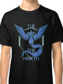 """Team Mystic - """"The Bird in the North""""  Classic T-Shirt"""