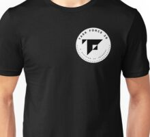 Mankind Divided - Task Force 29 Original Logo (White) Unisex T-Shirt