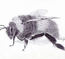 Bumblebee by KaliskaDyami