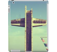 Cruceta del Vigia iPad Case/Skin