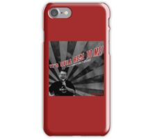 ISR2M Podcast Graphic Logo iPhone Case/Skin