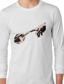 Return the finger Long Sleeve T-Shirt