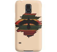 Rising Raven Samsung Galaxy Case/Skin