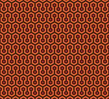 The Shining pattern (carpet) by zombie1