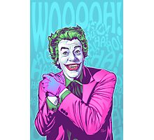 Cesar Romero Joker Photographic Print
