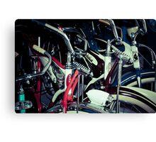 Schwinn Bicycles Canvas Print
