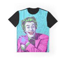Cesar Romero Joker Graphic T-Shirt