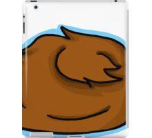Blue Tribble iPad Case/Skin