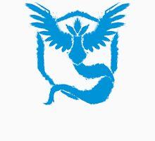 Team Mystic - Grunge Light Blue Unisex T-Shirt